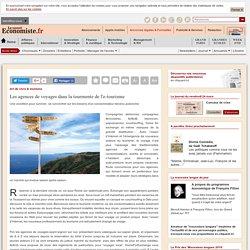 Les agences de voyages dans la tourmente de l'e-tourisme
