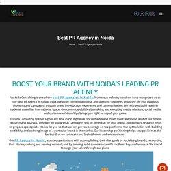 Best PR Agency in Noida