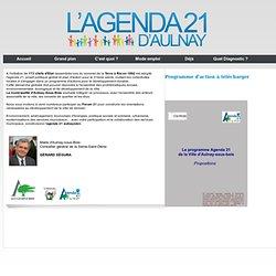 Agenda 21 - Aulnay-sous-bois