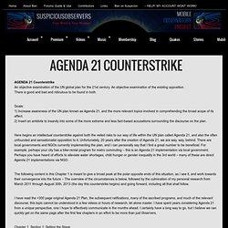 Agenda 21 Counterstrike - The S0s