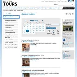 Agenda culturel - Tours
