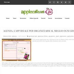 AGENDA, l'app ideale per organizzarsi al meglio ogni giorno