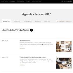 Pierre CHARPIN Designer de l'année - 20/01/17