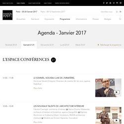 TECHNIQUES DE FABRICATION D'UN MOBILIER DURABLE - 21/01/17