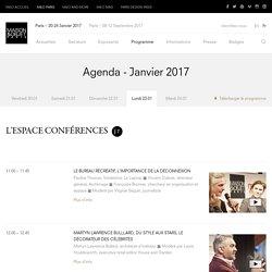LA METHODOLOGIE DES « BUREAUX DE TENDANCES » EST ACCESSIBLE A TOUS. Francois Delclaux, consultant, agence UN NOUVEL AIR - 23/01/17