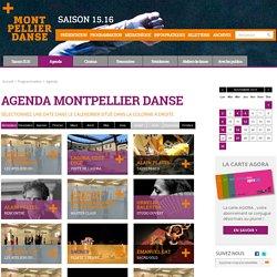 Agenda - Montpellier Danse