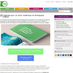 L'agenda pour un futur numérique et écologique [2019]