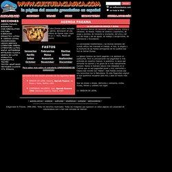 agenda pagana en culturaclasica.com