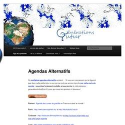 Agendas Alternatifs