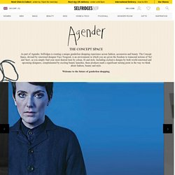 Agender - The Concept Store