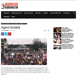 Agent Ousted