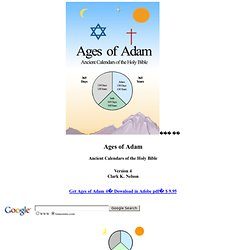 Ages of Adam 4