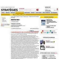 L'aggiornamento des stratégies hors médias - Dossiers