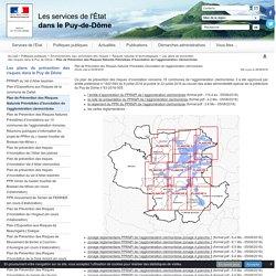 Plan de Prévention des Risques Naturels Prévisibles d'inondation de l'agglomération clermontoise - Internet des Services de l'Etat du Puy-de-Dôme