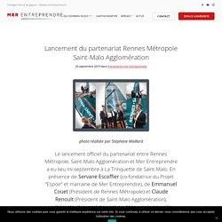 Partenariat Rennes Métropole Saint-Malo Agglo pour le nautique + évocation du tourisme à voir si assez pertinent - Ajouté par Manon