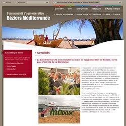 Agglomeration Béziers Méditerranée - Inauguration du forage du Moulin de Cers