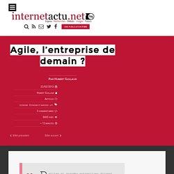 Agile, l'entreprise de demain
