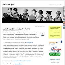 Agile France 2011 : une bouffée d'agilité