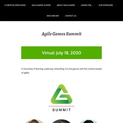 Agile Games Canada Virtual Summit