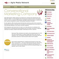 Agile Media Network english