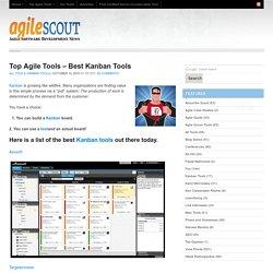 Top Agile Tools – Best Kanban Tools