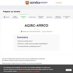 AGIRC-ARRCO : tout sur la retraite complémentaire AGIRC-ARRCO