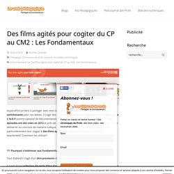 Des films agités pour cogiter du CP au CM2 : Les FONDAMENTAUX