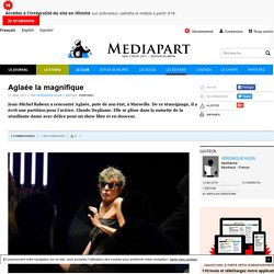 Aglaé la magnifique - Mediapart