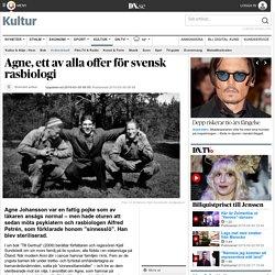 Agne, ett av alla offer för svensk rasbiologi