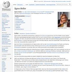 Ágnes Heller