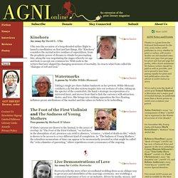 AGNI Online
