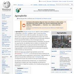 Agoraphobie — Wikipédia