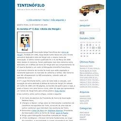 Agosto 2006 - TINTINÓFILO