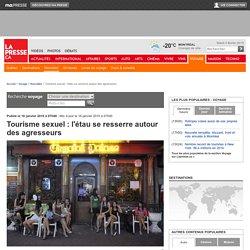 Tourisme sexuel : l'étau se resserre autour des agresseurs