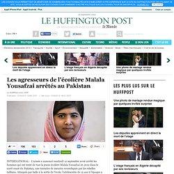Les agresseurs de l'écolière Malala Yousafzai arrêtés au Pakistan