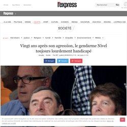 Vingt ans après son agression, le gendarme Nivel toujours lourdement handicapé