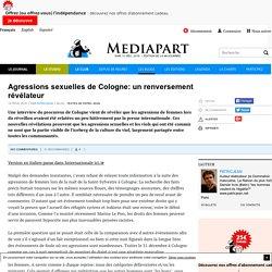 Agressions sexuelles de Cologne: un renversement révélateur