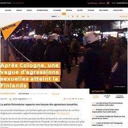 Après Cologne, une vague d'agressions sexuelles atteint la Finlande
