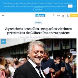 Agressions sexuelles : ce que les victimes présumées de Gilbert Rozon racontent