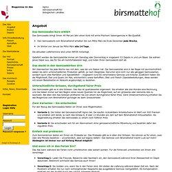Agrico Birsmattehof