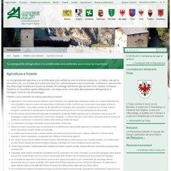 Agricoltura e foreste / Obiettivi e provvedimenti – Arge Alp