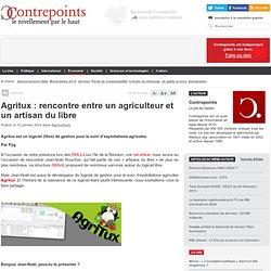 Agritux : rencontre entre un agriculteur et un artisan du libre