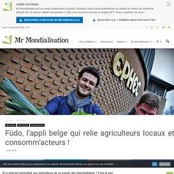 Füdo, l'appli belge qui relie agriculteurs locaux et consomm'acteurs !