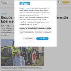 LE PARISIEN 15/03/21 Beauce : pourquoi les agriculteurs préfèrent le label méconnu HVE au bio