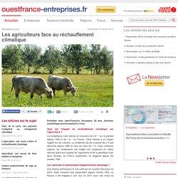 Les agriculteurs face au réchauffement climatique