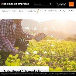 IoT en agricultura: el Internet de las Cosas en el campo español