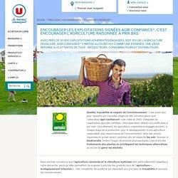 Agriculture raisonnée, AgriConfiance