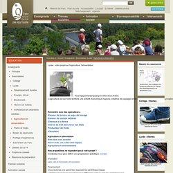 Lycée : votre projet sur l'agriculture, l'alimentation — Education