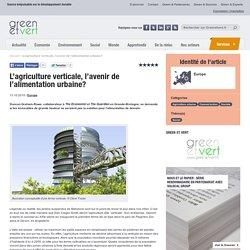 L'agriculture verticale, l'avenir de l'alimentation urbaine?