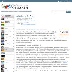 Agriculture in the Arctic